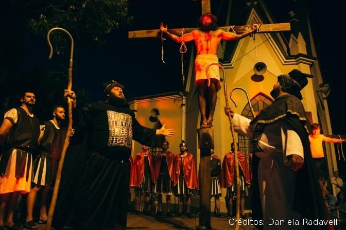 Foto de capa Semana Santa emociona comunidade paroquial
