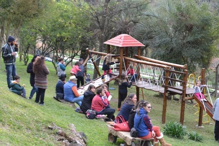 Foto Slow Food promove Festa Junina Livre de Transgênicos em Garibaldi