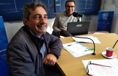 Entrevista na Tua Rádio Fátima de Vacaria
