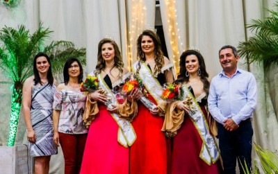 Foto de capa Eleitas as Soberanas de Ipê.