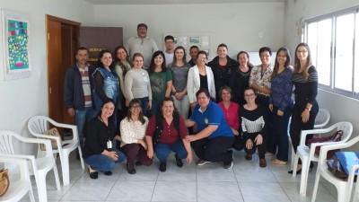 Foto de capa Reunião do COEGEMAS AMUCSER no município de Bom Jesus.