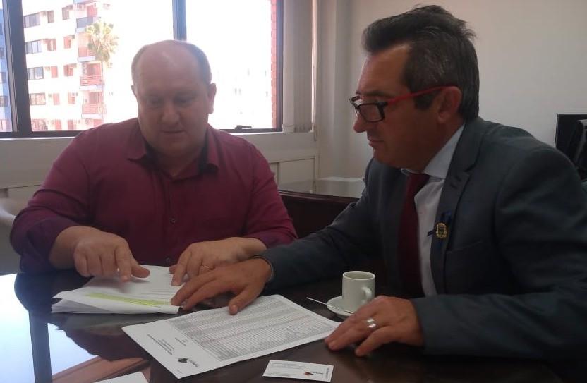 Foto de capa da notícia: Associação dos Municípios dos Campos de Cima da Serra - AMUCSER se manifesta contrariamente a redução de municípios.