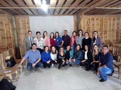Foto de capa Reunião do Colegiado dos Gestores Municipais de Assistência Social – COEGEMAS da Associação dos Municípios de Cima da Serra – AMUCSER