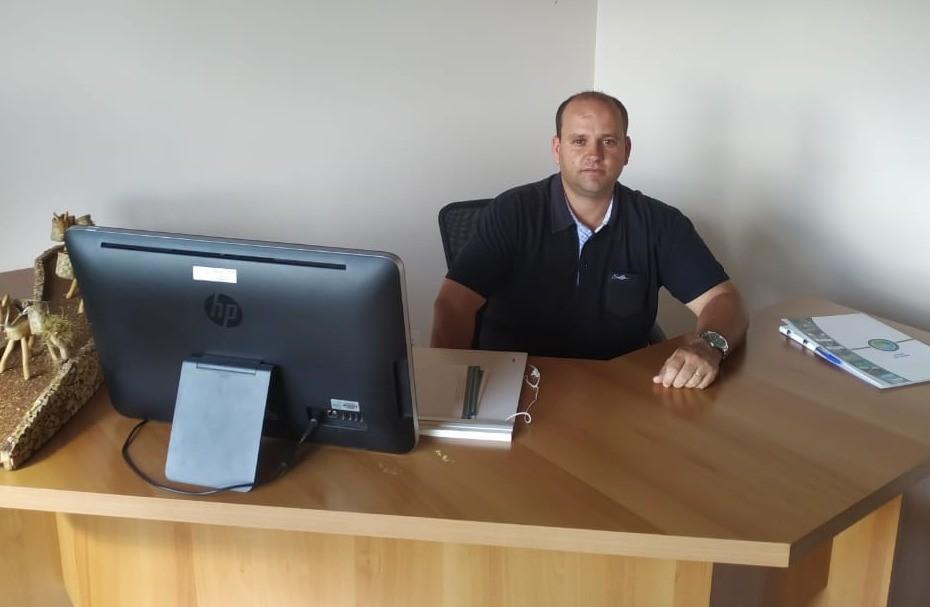 Foto Anderson de Jesus Costa, Prefeito de Pinha da Serra é eleito Presidente da AMUCSER para o ano de 2020.