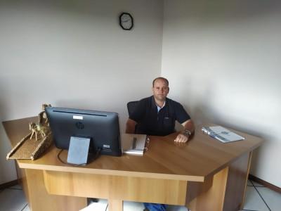 Foto de capa Anderson de Jesus Costa, Prefeito de Pinha da Serra é eleito Presidente da AMUCSER para o ano de 2020.
