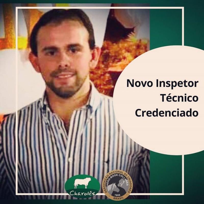 Foto de capa Charolês tem novo técnico de registro e do Promebo no Rio Grande do Sul