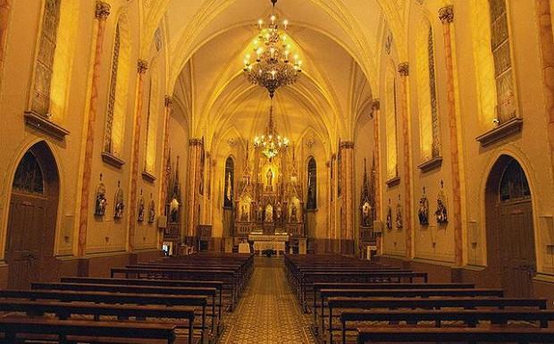 Foto de capa Igreja Matriz do Senhor Bom Jesus