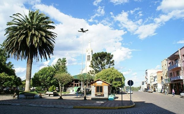 Foto de capa Praça Rio Branco