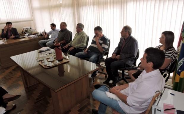 Frederico, Diogo, Avelino, Milton, Nagiby, Gilmar, Sumaya e Aldo