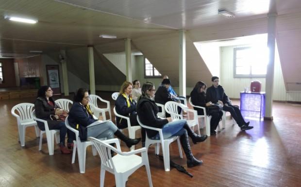Reunião e eleição