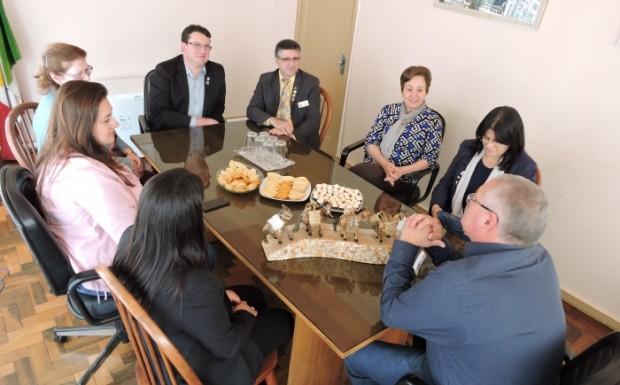 Rotary vai desenvolver programa específico na Escola Conde de Afonso Celso