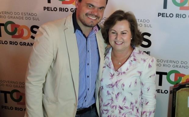 Frederico e Silvana