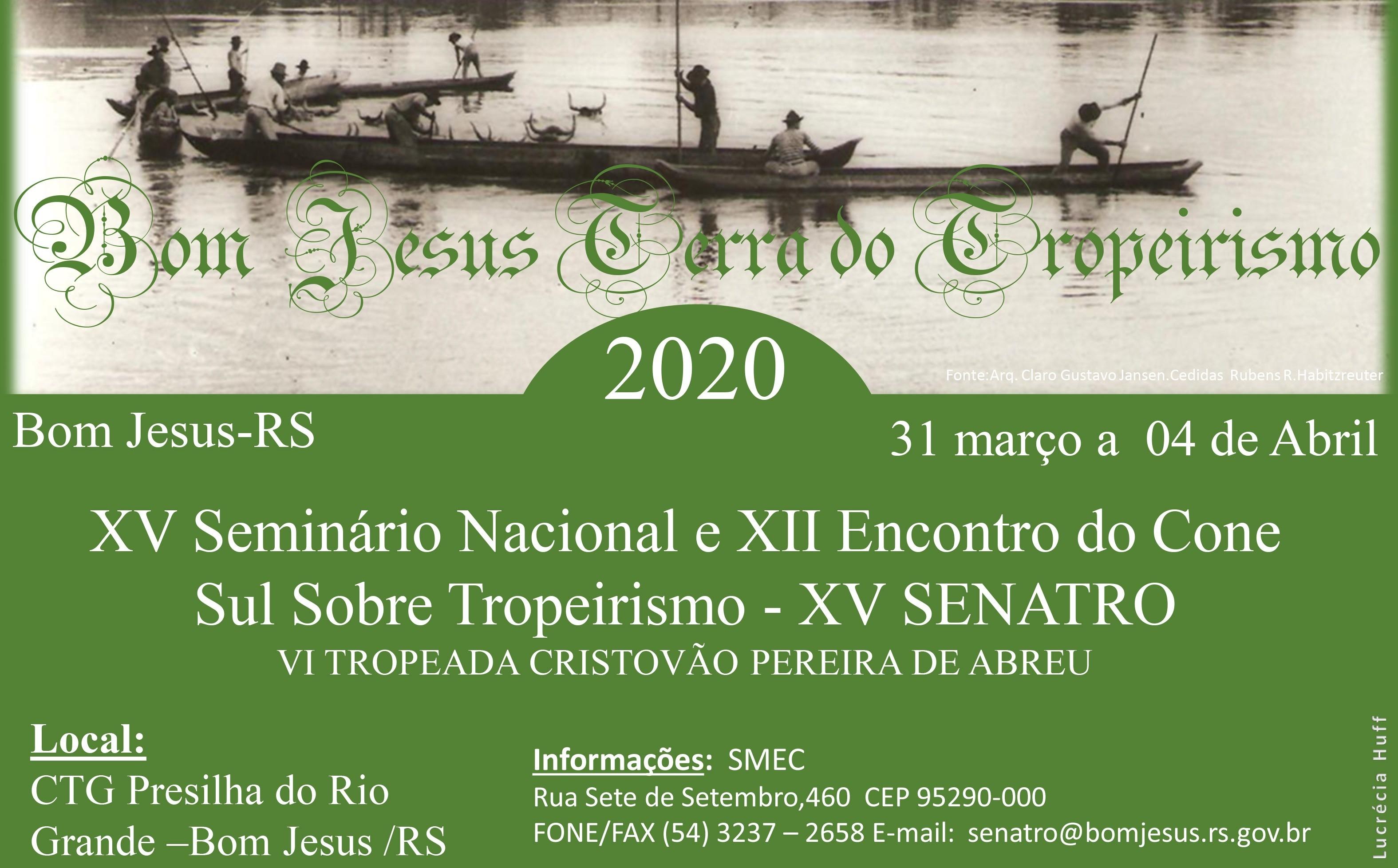 Foto de capa da notícia: Senatro 2020