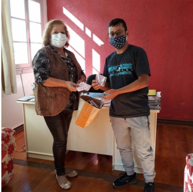 Foto de capa da notícia: Secretaria de Educação e Cultura continua empenhada e executando políticas públicas frente à pandemia do coronavírus