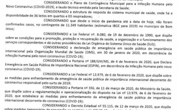 Foto de capa da notícia: Novo Decreto flexibiliza abertura de estabelecimentos comerciais e de serviços