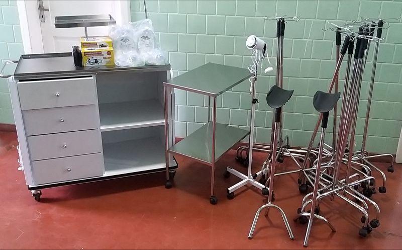 Foto de capa da notícia Patrocínio da BAESA no valor de R$ 9.991,53 possibilita aquisição de equipamentos para o Hospital