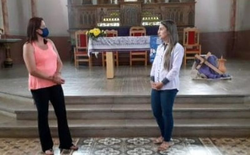 Foto de capa da notícia Exibição de vídeos presta homenagem às mulheres bonjesuenses