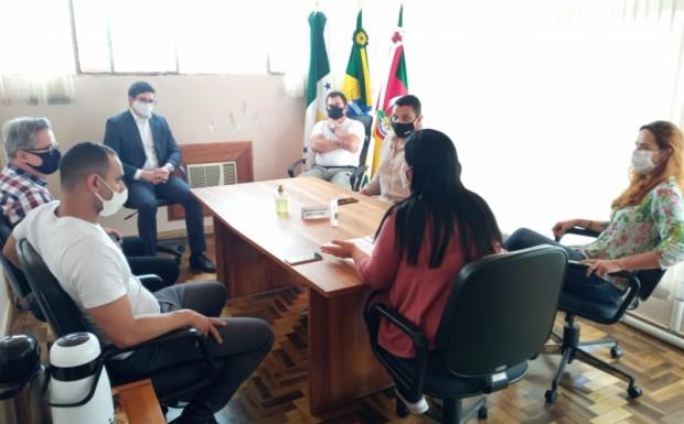 Foto de capa da notícia: Órgãos de segurança irão intensificar a fiscalização das medidas sanitárias da bandeira preta