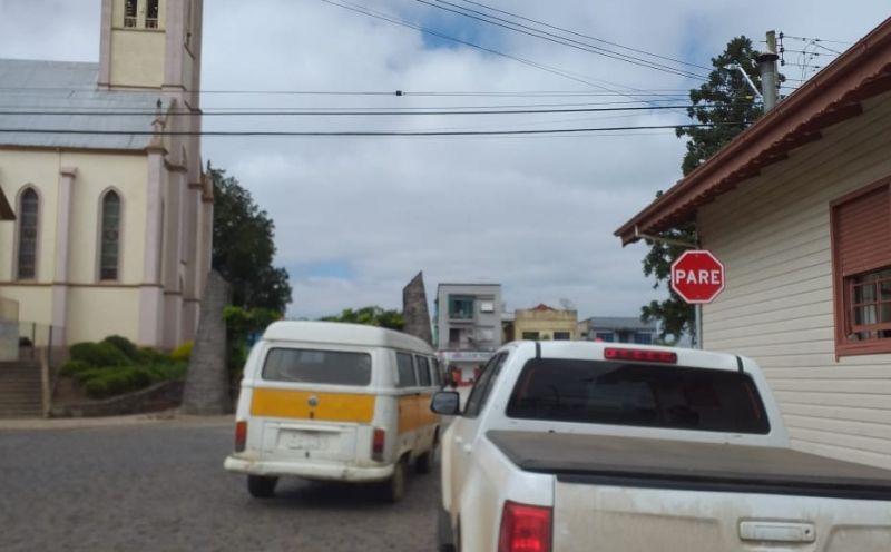 Foto de capa da notícia Administração faz mudanças no trânsito no centro da cidade