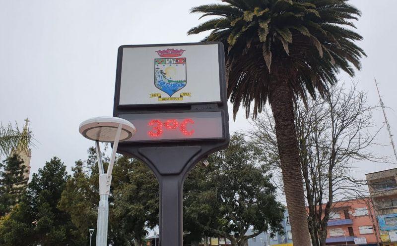 Foto de capa da notícia Clima de inverno na segunda metade de junho