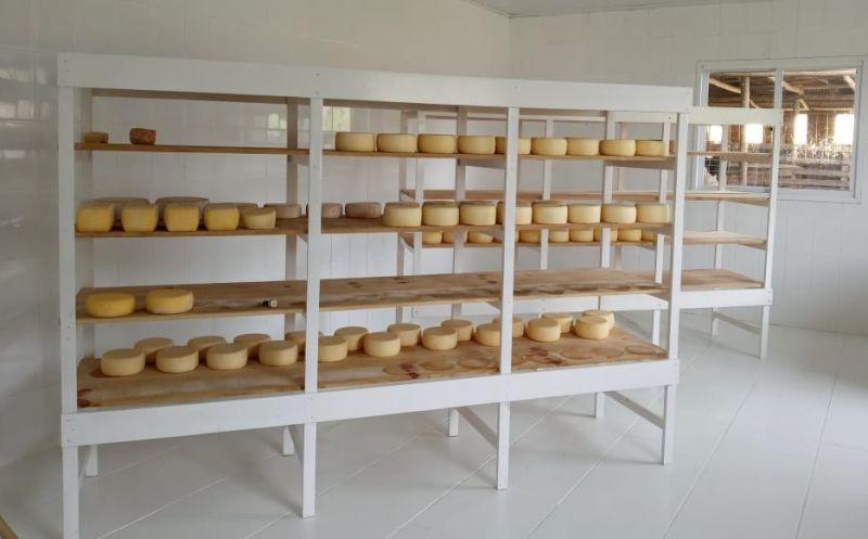 Foto de capa da notícia Selo SIM será entregue aos primeiros produtores de queijo serrano nesta sexta-feira