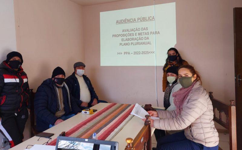 Foto de capa da notícia Plano Plurianual é encaminhado à Câmara de Vereadores