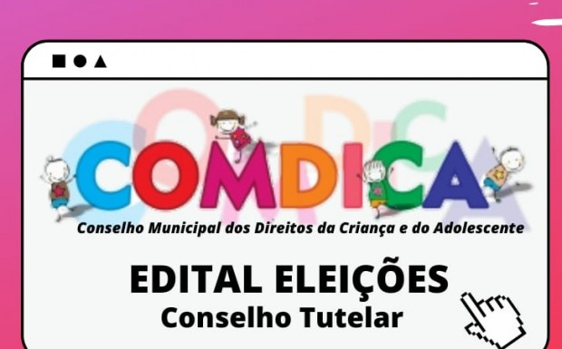 Foto de capa da notícia: Publicado edital com os nomes dos que requisitaram inscrições para eleição do Conselho Tutelar