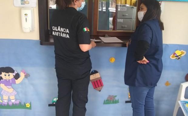Foto de capa da notícia: Vigilância Sanitária repassa orientações sobre surtos de doença diarreica aguda