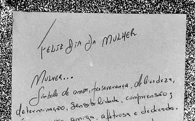 Foto de capa da notícia Mês da Mulher: Administração Municipal realiza ações alusivas
