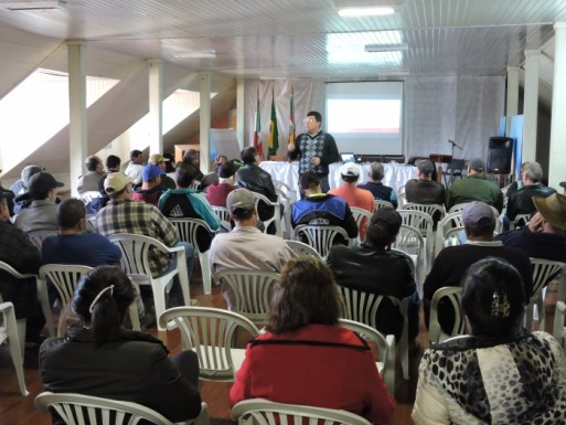 Foto de capa da notícia: Secretaria de Obras lidera campanha do Maio Amarelo em Bom Jesus