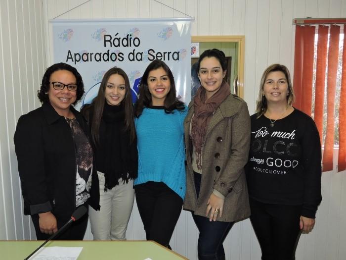 Foto de capa da notícia Soberanas da gila e do queijo falam nas rádios de Bom Jesus