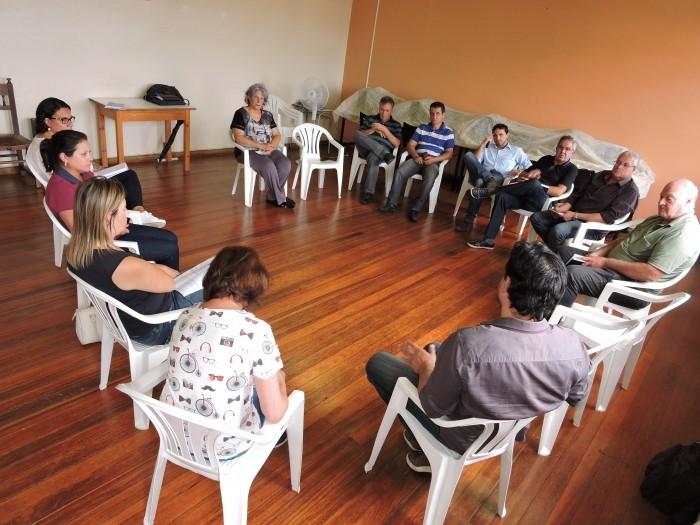 Foto de capa da notícia União e efetividade são temas recorrentes nas reuniões de secretariado