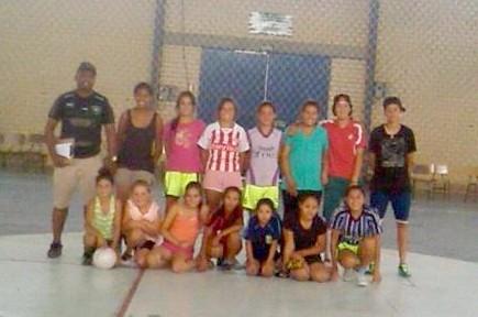 Foto de capa da notícia Crianças do Santa Catarina praticam esportes
