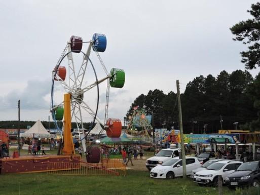 Foto de capa da notícia: Parque de diversões em Bom Jesus