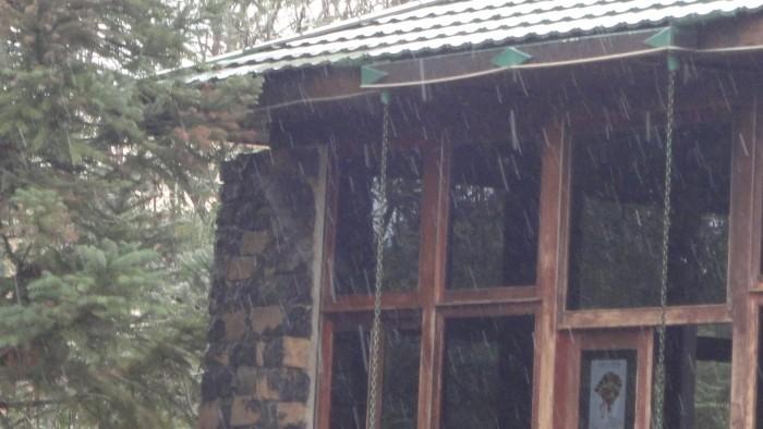 Foto de capa da notícia Agosto inicia com neve em Bom Jesus