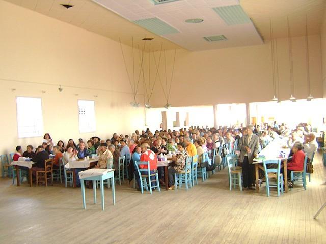 Foto de capa da notícia Assistência Social comemorou a Páscoa com um almoço de confraternização