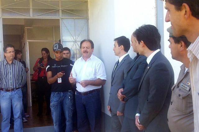 Foto de capa da notícia Viatura é entregue à Polícia Civil de Bom Jesus