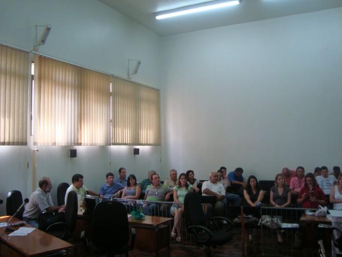 Foto de capa da notícia Queijo Serrano foi pauta de reunião na Câmara de Vereadores de Bom Jesus