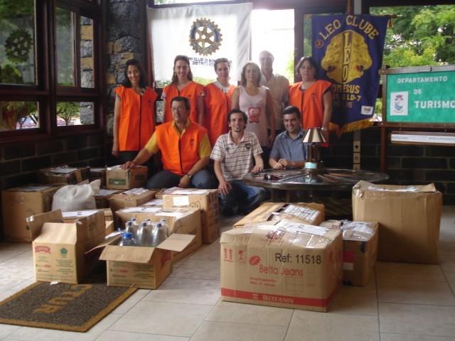 Foto de capa da notícia Bom Jesus arrecada donativos para as vítimas da tragédia do Rio de Janeiro