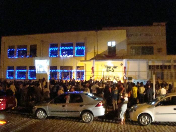 Foto de capa da notícia Apresentações encantaram o público no Natal Solidário 2010