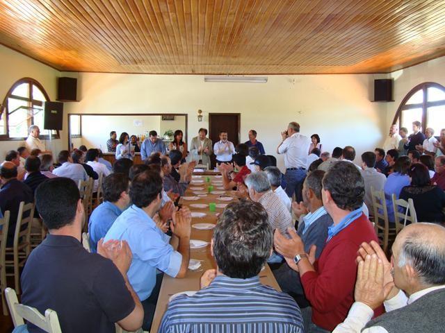 Foto de capa da notícia Dia histórico para os produtores da região: Queijo artesanal serrano é regulamentado