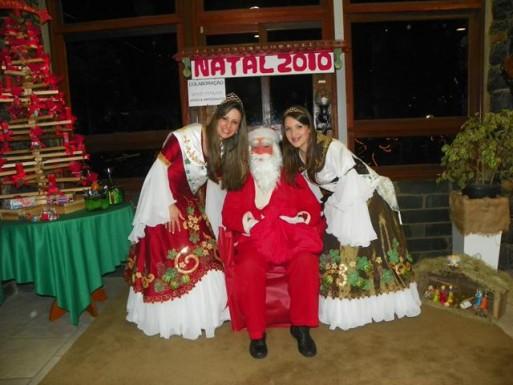 Foto de capa da notícia: Prefeitura realiza o Encanto de Natal em Bom Jesus