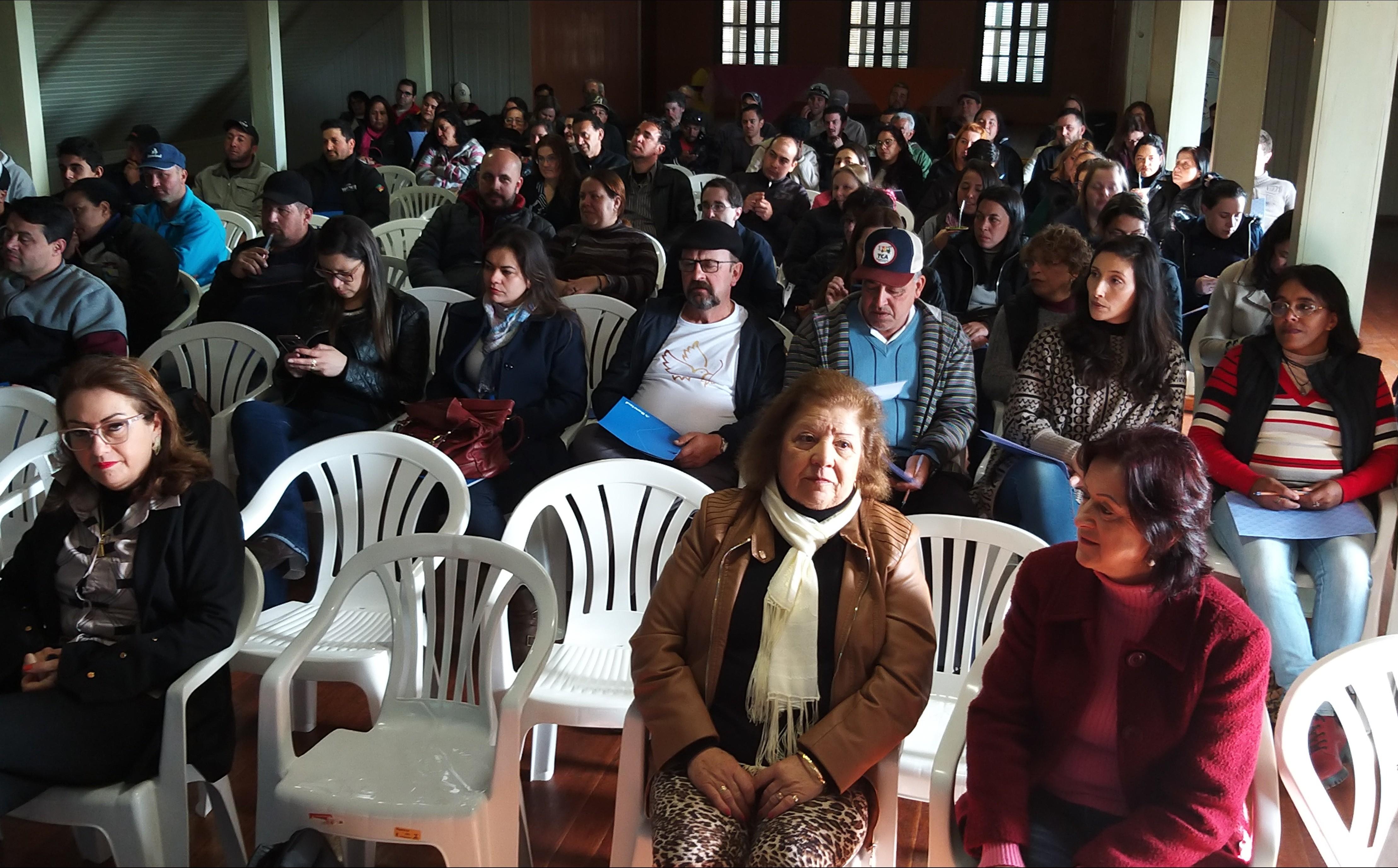 Foto de capa da notícia Capacitação para servidores municipais de Bom Jesus