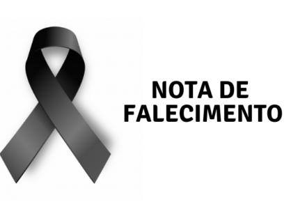 Foto de capa da notícia Nota de Pesar pelo falecimento do Ex Vereador Augusto Bernardo de Oliveira