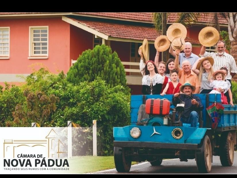 Foto de capa da notícia: Parabéns e obrigado, Nova Pádua!