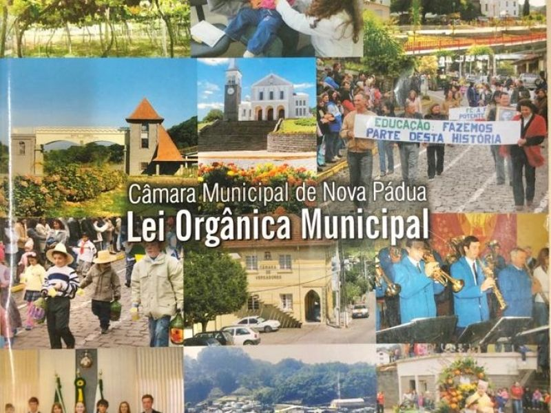 Foto de capa da notícia Emenda à Lei Orgânica é aprovada