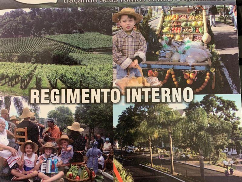 Foto de capa da notícia Câmara cria a Comissão Especial de Estudos para Reforma do seu Regimento Interno.