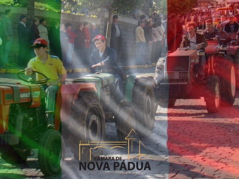 """Foto de capa da notícia Câmara aprova o uso do """"talian"""" nas festividades oficiais da semana do Colono e do Motorista."""