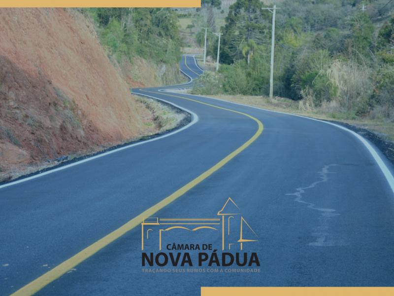 """Foto de capa da notícia Câmara aprova Projetos de Lei que denominam as """"Estradas do Interior""""."""