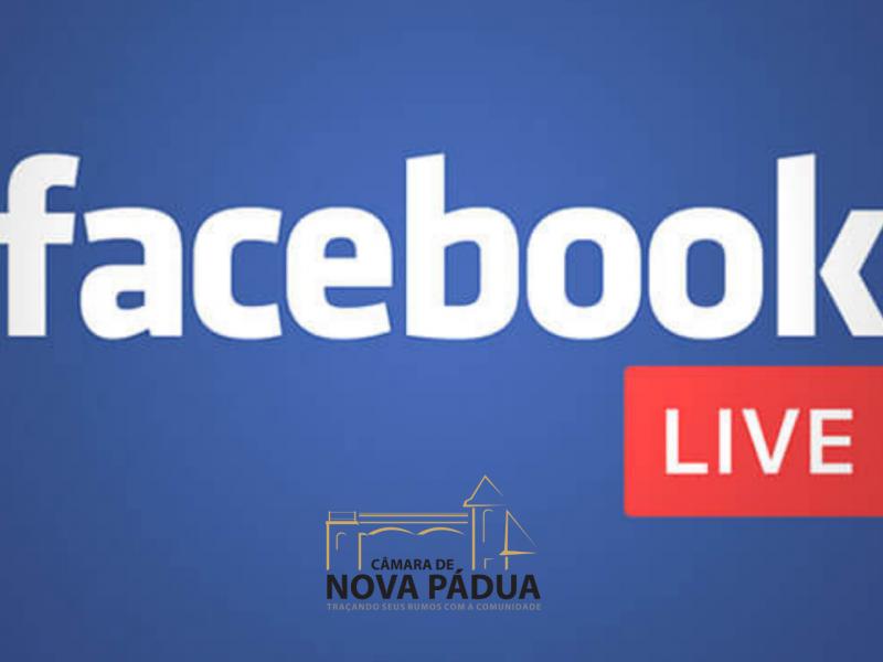 Foto de capa da notícia Instabilidade das redes sociais impede transmissão ao vivo